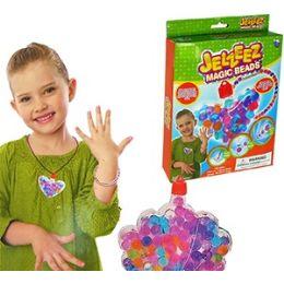 39 Bulk Jelzeez Magic Beads Jewelry Kits.