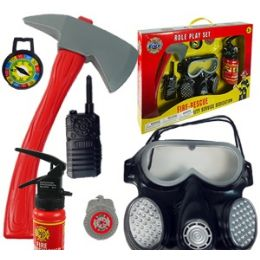 16 Bulk FirE-Rescue Playsets