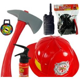 24 Bulk Rescue Fire Squad Playsets