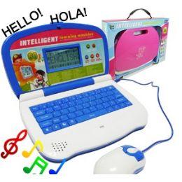16 Bulk BI-Lingual Learning Laptop.