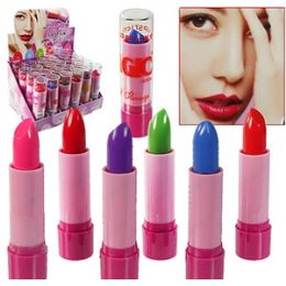 288 Bulk Magic Mood Lipsticks