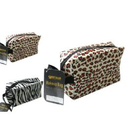 72 Bulk Makeup Bag W/handle