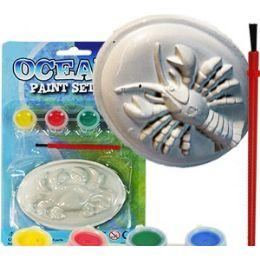 36 Bulk 3d Ocean World Paint Kits