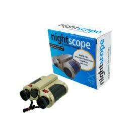12 Bulk Night Scope Binoculars