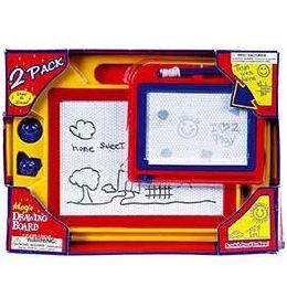 12 Bulk 2 Piece Magic Drawing Board Sets