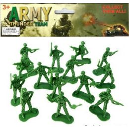 48 Bulk 36 Piece Army Thunder Soldiers