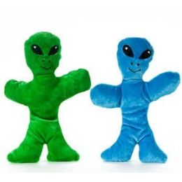 120 Bulk Plush Velour Alien