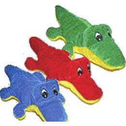 "60 Bulk 7"" Plush Velour Alligators"