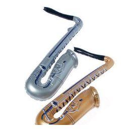 96 Bulk Inflatable Saxophones