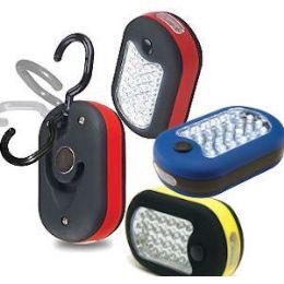 36 Bulk 27-Led Work Lights With Hook & Magnet.