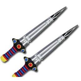 48 Bulk Inflatable Saber Swords