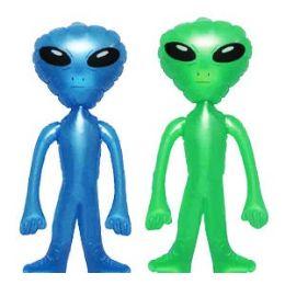 120 Bulk Large Inflatable Aliens