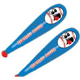120 Bulk Home Run Inflatable Baseball Baseball Bats.