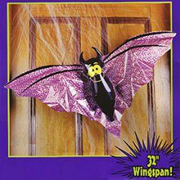 48 Bulk Jumbo Inflatable Vampire Bats.