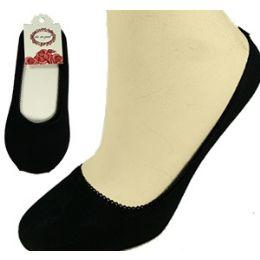 300 Bulk Black Travel SlippeR-Socks.