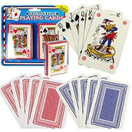 48 Bulk 2-Pack Regulation Size Playing Cards