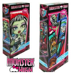 36 Bulk Monster High Tower Jigsaw Puzzles.