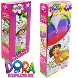 Wholesale DORA THE EXPLORER TOWER JIGSAW PUZZLES