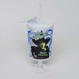 20 Bulk Goblet 20oz You Say Witch Freezer W/straw