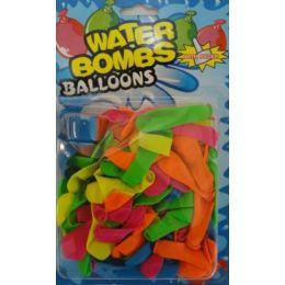 72 Bulk Water Balloons