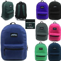 Wholesale ARCTIC STAR 17 INCH BACKPACK ASSORTED COLORS - at ... 83b58817c07b5