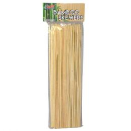 48 Bulk 100 Piece Bamboo Skewer Stick