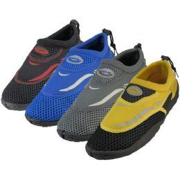 "36 Bulk Boy's ""wave"" Water Shoes"