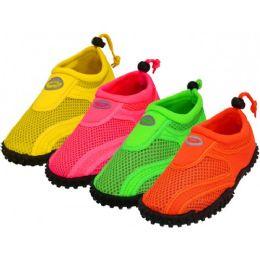 36 Bulk Toddler Wave Water Shoes