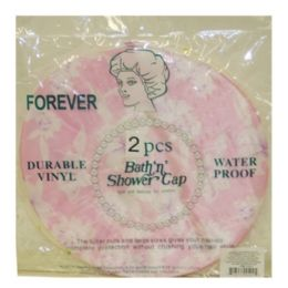 240 Bulk 2pc Shower Cap