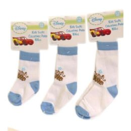 144 Bulk Disney Cars Socks