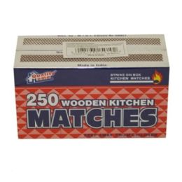 96 Bulk 2pk Matches 250ct