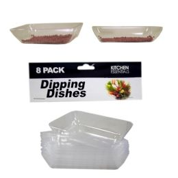 144 Bulk 8 Piece Mini Dipping Dishes