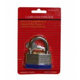 72 Bulk 50mm Laminated Lock