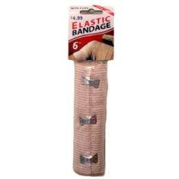 36 Bulk Elastic Bandage 6 in