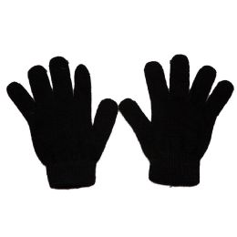 144 Bulk Yacht & Smith Unisex Black Magic Gloves