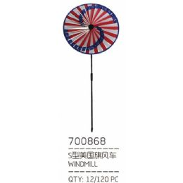 120 Bulk Garden Windmill Stake