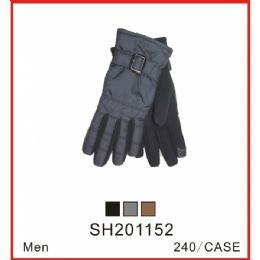 48 Bulk Men's Touch Screen Gloves
