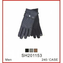 48 Bulk Men's Touch Glove