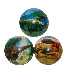 144 Bulk 10in Pvc Dinosaur Ball