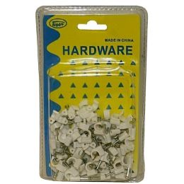 240 Bulk Cable Clips 6mm