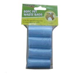 96 Bulk 80 Piece Pet Waste Bags
