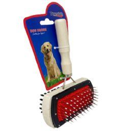 72 Bulk 2 Sided Dog Brush