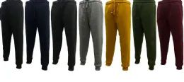 12 Bulk Men's Sweat Pants