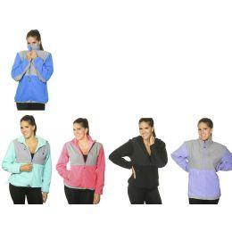 24 Bulk Women's Polar Fleece Jacket