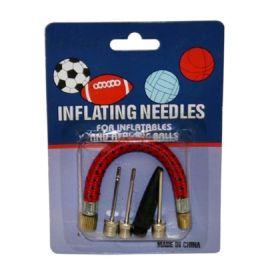 288 Bulk 5 Piece Inflating Needle Set