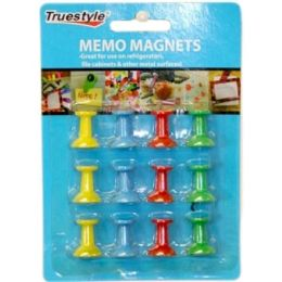 96 Bulk 12pc Memo Magnets