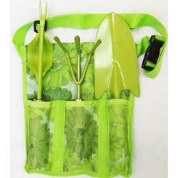 36 Bulk 3pc Garden Tool W/ Carry Bag
