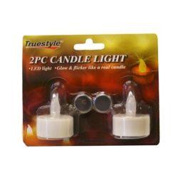 96 Bulk 2 Piece Candle Light