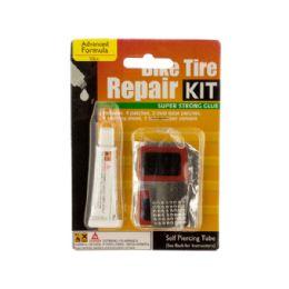 72 Bulk Bicycle Tire Repair Kit