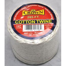72 Bulk 285ft Cotton Twine